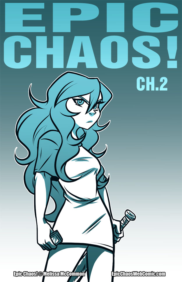 Epic Chaos! Chapter 2