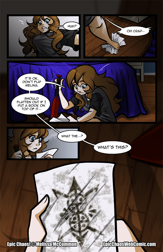 Epic Chaos! Chapter 2 Page 15