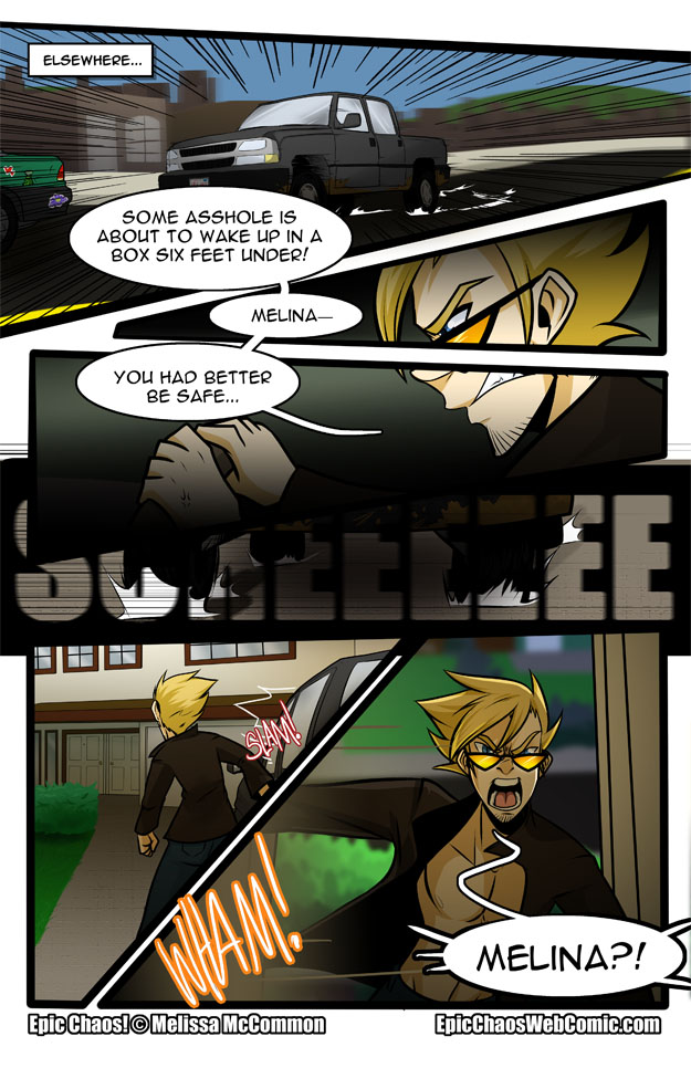 Epic Chaos! Chapter 3 Page 4