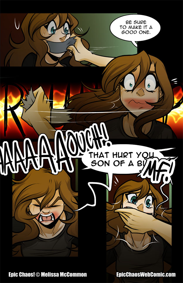 Epic Chaos! Chapter 3 Page 6